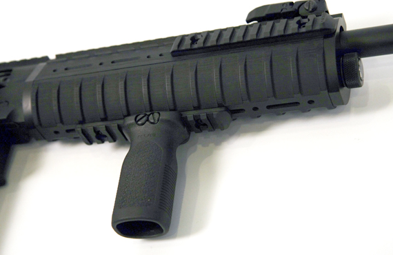 Salem 6 Industrial Design Slide 2 - Marketing Photo of mka 1919 Handguard