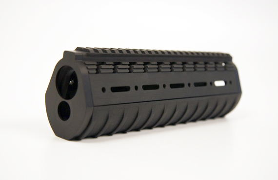 Salem 6 Industrial Design Slide 4 - Marketing Photo of mka 1919 Handguard